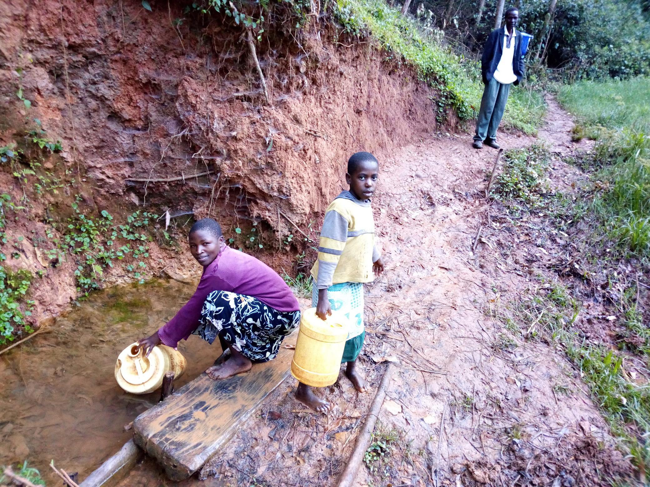 Bumira Community, Imbwaga Spring