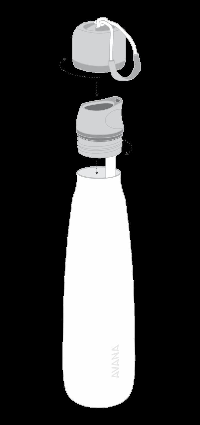 Ashbury's expanded bottle