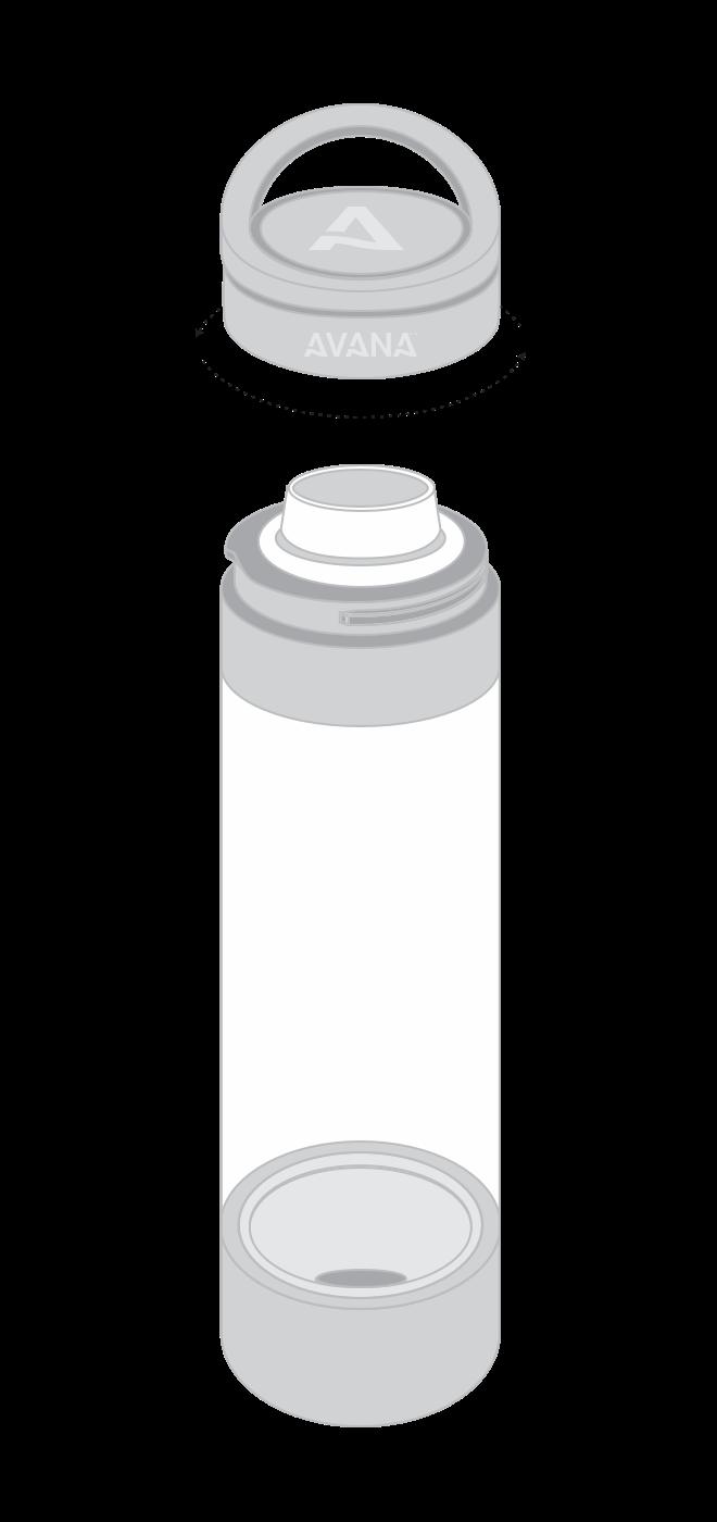 Makai's expanded bottle