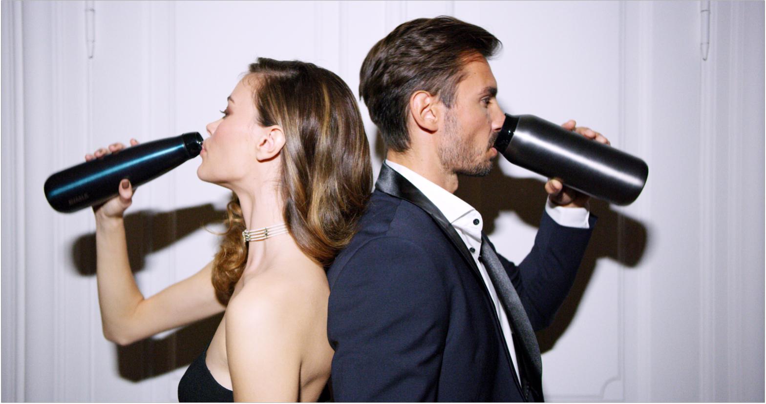 coupling drinking